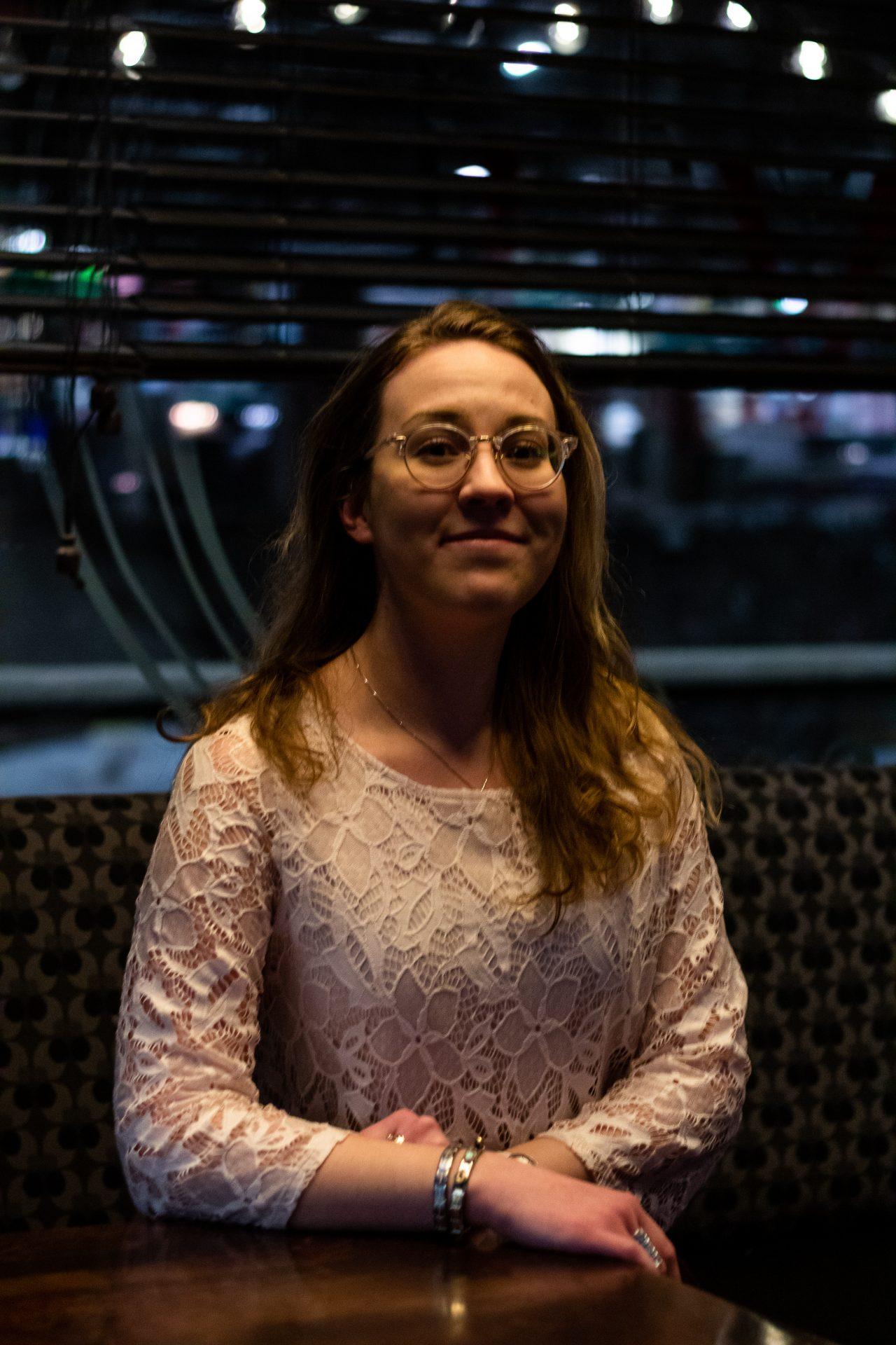 Kristiina Kronholm : Rahastonhoitaja