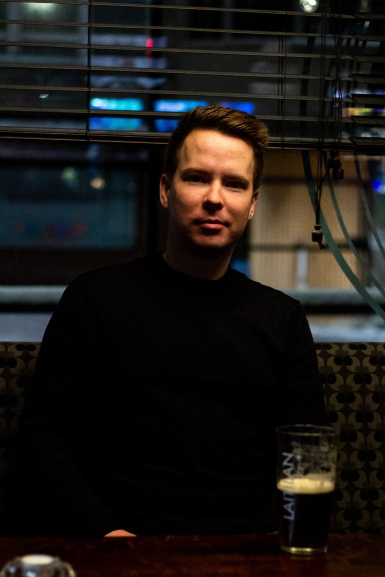 Markus Mulari : Yhteistyövastaava & webmaster