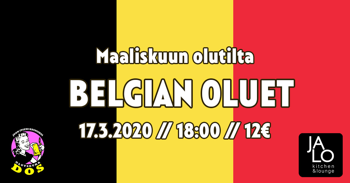 Belgian oluet