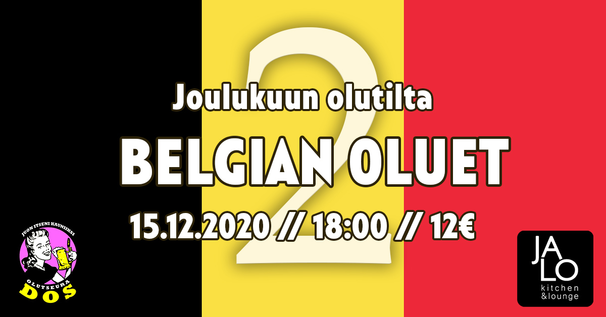 Belgian oluet 2